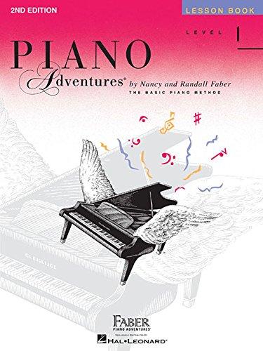 Piano Adventures�: Lesson Book - Level 1. F�r Klavier