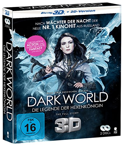 Dark World - Die Legende der Hexenk�nigin (2 Discs) [3D Blu-ray + 2D Version]
