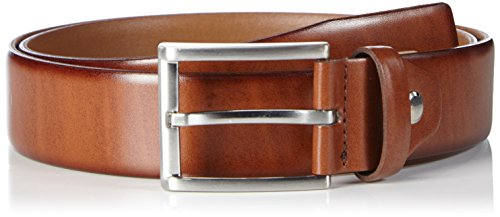 MLT Belts & Accessoires Herren Business-G�rtel London, Gr. 110 cm, Braun (light brown 6700)