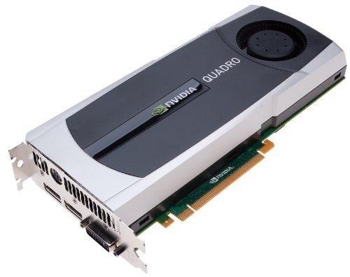 HP Inc. NVIDIA Quadro 6000 PCIe 6GB