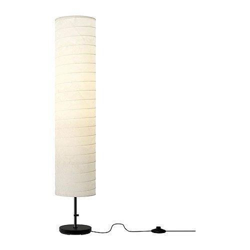 IKEA Holm� Stehleuchte Papier Loungeleuchte