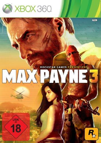 Max Payne 3 - [Xbox 360]