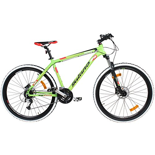 29 Zoll MTB Galano ABYSS / OGRE Mountainbike DEORE XT, Farbe:OGRE