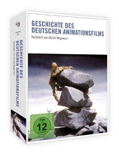 Die Geschichte des deutschen Animationsfilms [6 DVDs]