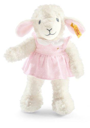Steiff 239625 - Tr�um S�� Lamm, 28 cm, rosa
