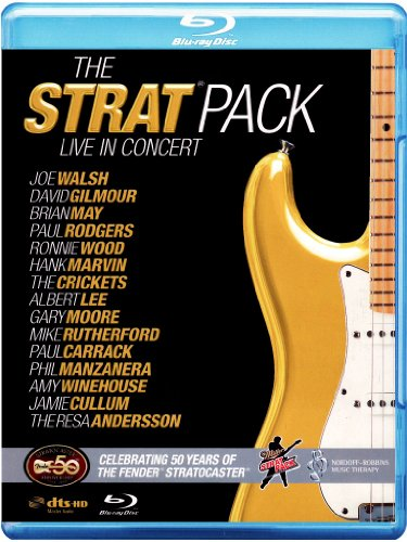 The Strat Pack - The 50th Anniversary Of The Fender Stratocaster - Live [Blu-ray]