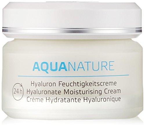 Annemarie B�rlind Aquanature femme/woman, 24h Feuchtigkeitscreme, 1er Pack (1 x 50 ml)