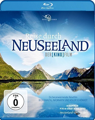NEUSEELAND DER FILM | Der Kinofilm auf Blu-ray