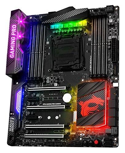 MSI 911-7A20-005 Intel X99 Mainboard f�r LGA 2011-3