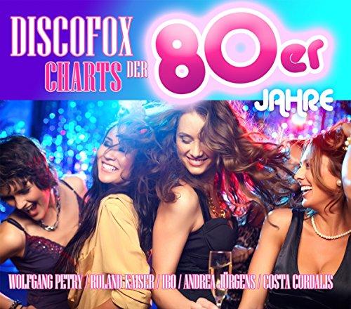 Disco Fox Charts der 80er Jahre