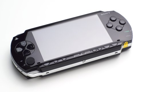 PlayStation Portable - PSP Konsole Black