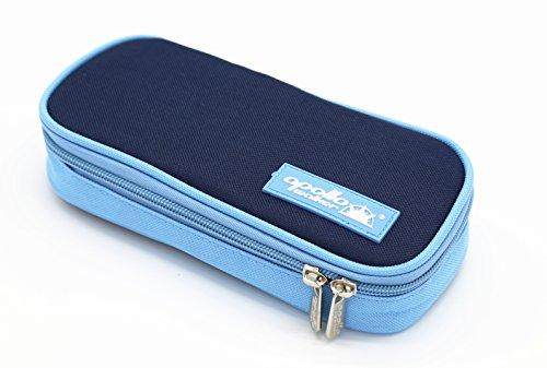 Diabetikertasche ONEGenug K�hltasche Insulin Tasche f�r Diabetes Spritzen,Insulininjektion und Medikamente 20x4x9cm (Blau)
