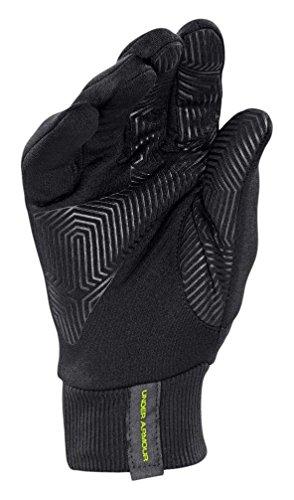 Under Armour Herren Running Handschuhe UA Core CGI, Black, M, 1249432
