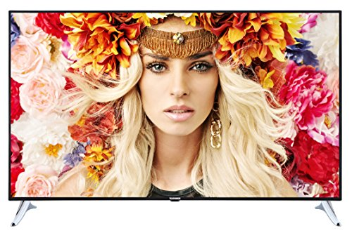 Telefunken XU65A441 165 cm (65 Zoll) Fernseher (4K UHD, Triple Tuner, Passiv 3D, Smart TV) schwarz