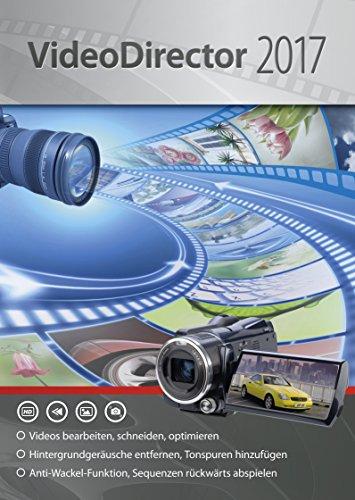 VideoDirector 2017 - Videos bearbeiten, schneiden, optimieren f�r beeindruckende Videos