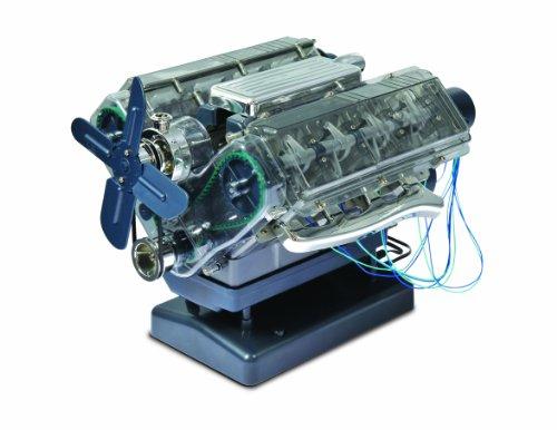 Bauen Sie Ihren eigenen V8-Motor - Modell V8