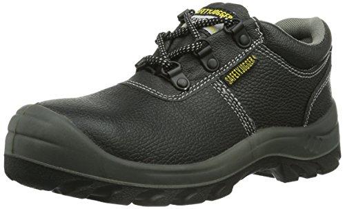 Safety Jogger BESTRUN, Unisex - Erwachsene Arbeits & Sicherheitsschuhe S3, schwarz, (black BLK), EU 46