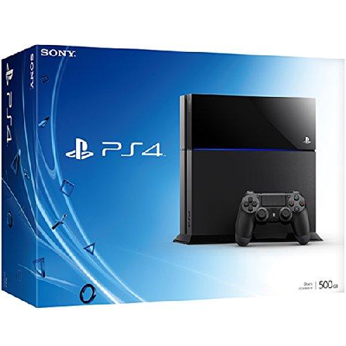 Sony Playstation 4 PS4 Konsole, 500 GB, schwarz, CUH-1116A