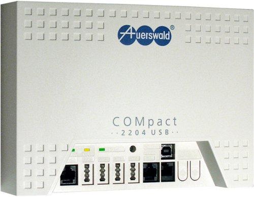 Auerswald COMpact 2204 USB , ISDN-TK Telefonanlage