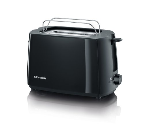 Severin AT 2287 Automatik Toaster, 700 W, schwarz