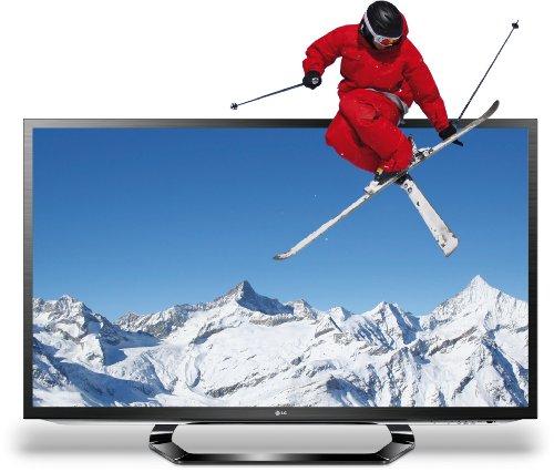 LG 65LM620S 165 cm (65 Zoll) Fernseher (Full HD, Triple Tuner, 3D, Smart TV)