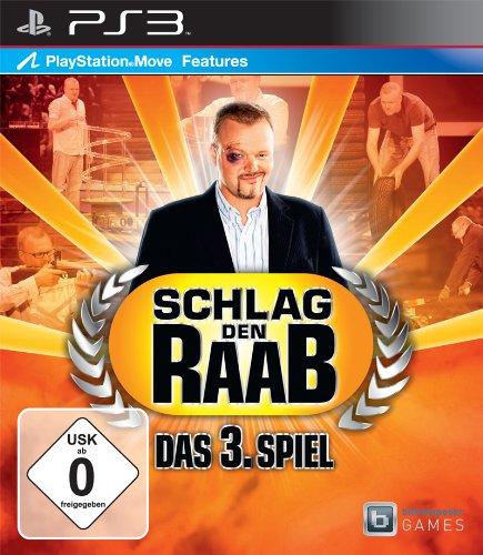 Schlag den Raab - Das 3. Spiel - [PlayStation 3]