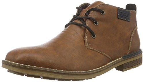 Rieker Herren B1340 Desert Boots, Braun (Nuss/River / 22), 43 EU