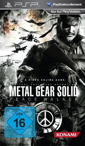 Metal Gear Solid - Peace Walker