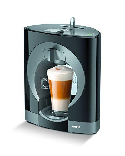 Krups KP 1108 Nescaf� Dolce Gusto Oblo Kaffeekapselmaschine (manuell) schwarz