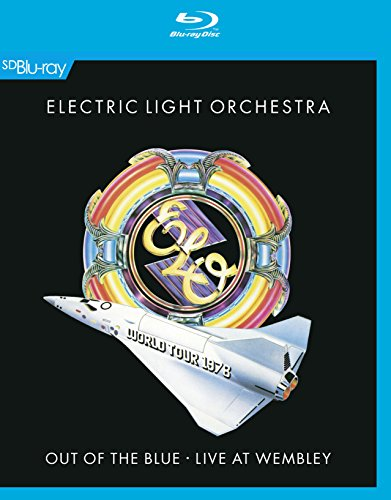 Electric Light Orchestra - Out of the Blue - Live At Wembley [Blu-ray]