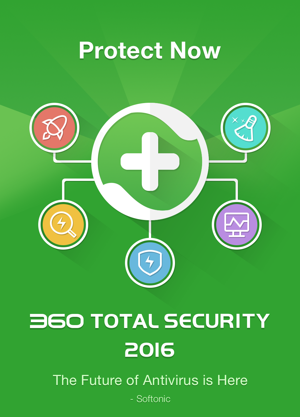 360 Total Security 2016 - Kostenlose Antivirus- & Internetsicherheits-Software f�r PC [Download]