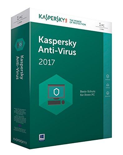 Kaspersky Anti-Virus 2017 [Online Code]