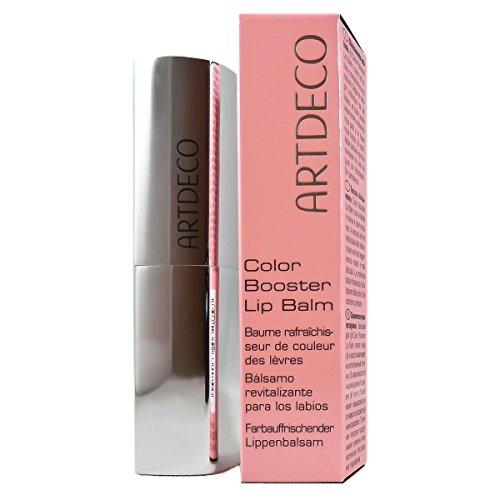 Artdeco Color Booster Lip Balm unisex, Lippenpflege mit zarter Pigmentierung f�r ein gl�nzendes Finish, 1er Pack (1 x 3 g)