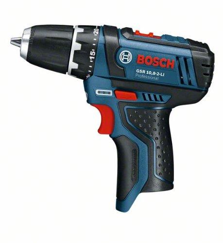 Bosch Professional GSR 10,8-2-LI Akku-Bohrschrauber blau