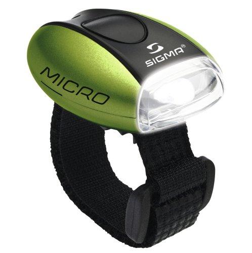 Sigma Sport Unisex Sport-Beleuchtung LED, gr�n, 17239