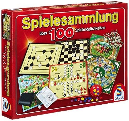 Schmidt Spiele 49147 Spielesammlung,100 M�glichkeit