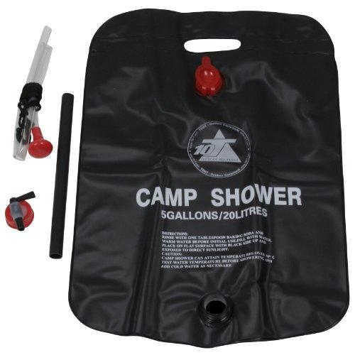 10T Sola 20 - Solardusche Camping-Dusche 20 Liter