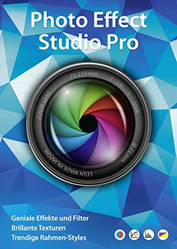 Photo Effect Studio Professional - Die Bildbearbeitung und Fotoverwaltungs Software f�r beeindruckende Fotos und Texturen f�r Windows 10 / 8 / 7