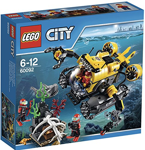LEGO City 60092 - Tiefsee-U-Boot