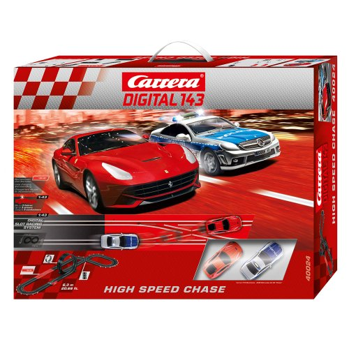 Carrera 20040024 - Digital 143 High Speed Chase, Modellauto