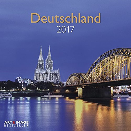 Deutschland 2017 - Landschaftskalender Heimat , Fotokalender A&I , Sehensw�rdigkeiten  -  30 x 30 cm