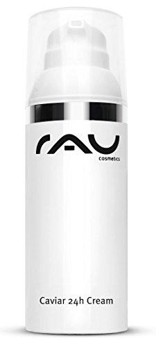 RAU Caviar 24h Creme 50 ml - Verw�hnt Ihre Haut mit wertvollen Inhalsstoffen - AntiAging Falctencreme, Faltenreduktion