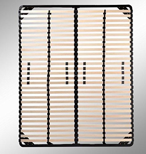 Lattenrost 160x200 cm, Lattenrahmen - f�r alle Matratzen geeignet