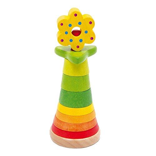 Legler 2078 - Steckspielzeug - Blume