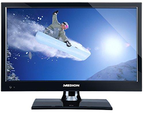 """Medion P12233 15.6"""" HD ready Schwarz - LED-Fernseher (HD, A, 16:9, 720p, 400:1, Schwarz)"""
