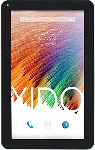 XIDO X111, 10 Zoll Tablet Pc, Android 5.1 Lollipop, (25,7 cm), Quad Core, 1GB RAM, 16GB Speicher, HDMI, Bluetooth, Kamera, Pc, Computer 10,1 Zoll