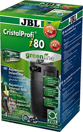 JBL 6097200 Energieeffizienter Innenfilter f�r Aquarien mit 60-110 L, CristalProf i80 greenline