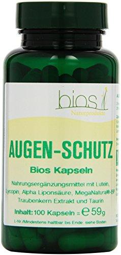 Bios Augen-Schutz, 100 Kapseln, 1er Pack (1 x 59 g)