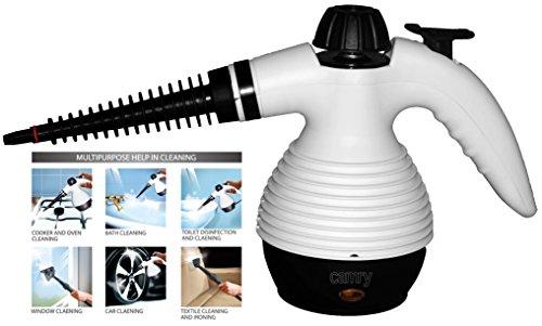 Multi Dampfreiniger Steam Extreme Handdampfreiniger Dampfreinigungsger�t 1.100 Watt Inkl. 10-teiligem Zubeh�r Max. 3,5bar