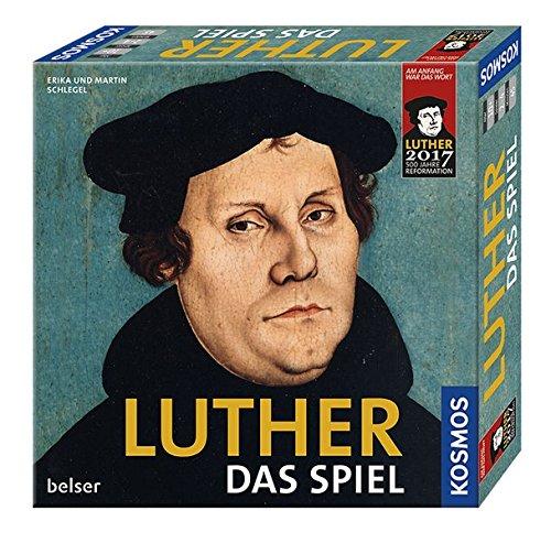 KOSMOS Spiele 692667 - Luther, Brettspiel